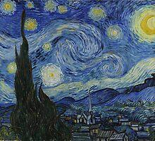 Starry Night (Huge) by jmirvish