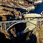 Hoover Dam by PFPhotography