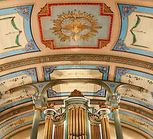 Boucherville organ by churchmouse