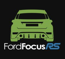 Ford Focus RS - 1 by TheGearbox