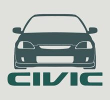 Honda Civic - 1 by TheGearbox