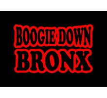 Boogie Down Bronx Photographic Print