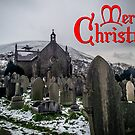 Holy Cross - A Churchyard Christmas by digihill