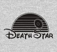 Disney Death Star Black by MrHSingh