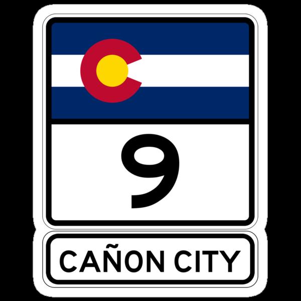 CO-9 CAÑON CITY by IntWanderer