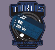 Tardis Beer by kingUgo