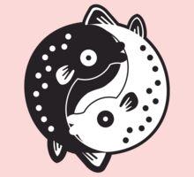 Ying Yang Fish Kids Clothes