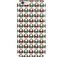 Mario Mushroom Phone Case iPhone Case/Skin