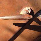 Art Deco door handle by Giamarie