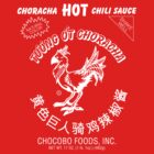 Choracha Hot Sauce by Blueswade