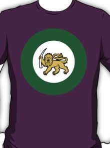 Rhodesian Air Force Emblem T-Shirt