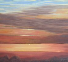 Sunset by Olive Denyer