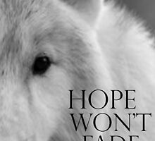 White Wolf - Hope by HopeWontFade
