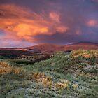 Sunset in Snowdonia by Heidi Stewart