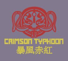 Crimson Typhoon 2nd by superedu