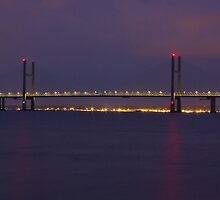 Second Severn Crossing by Andrew Jeffries