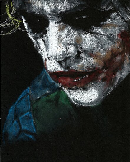 Why So Serious? by Tbevie