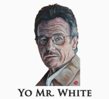 Yo Mr. White by Tom Roderick