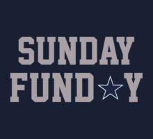 Dallas Sunday Gray by DollyKing
