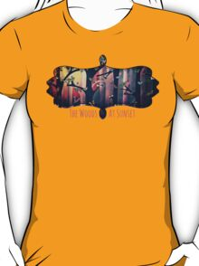 The Woods at Sunset T-Shirt