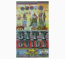Cityguide t-shirt by Theo Kerp
