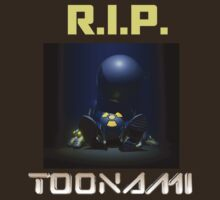 Toonami - Rest In Piece by hvalentine