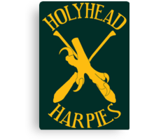 The Holyhead Harpies Canvas Print