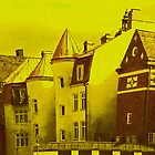 A Strängnäs Skyline by Elisabeth and Barry King™ by BE2gether