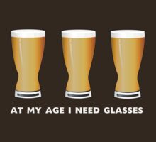 At my age I need my glasses by partyanimal