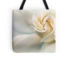 White Gardenia Tote Bag