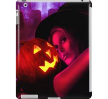 Halloween Witch 2011 iPad Case/Skin
