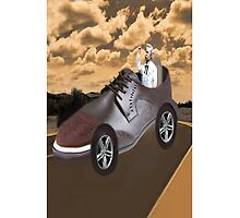 ▂ ▃ ▅ ▆ █ TRY DRIVING A MILE IN MY SHOE ~ IPHONE CASE █ ▆ ▅ ▃ by ╰⊰✿ℒᵒᶹᵉ Bonita✿⊱╮ Lalonde✿⊱╮