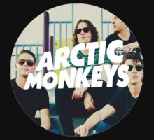 Arctic Monkeys Band Logo by AimLamb