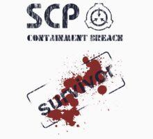 SCP: Containment Breach survivor Kids Clothes