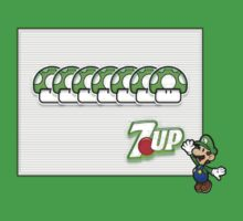 7up by lunabluelion