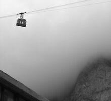 Entre la niebla by JavierMontero
