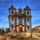 Santo Ildefonso Church, Porto by Robyn Carter