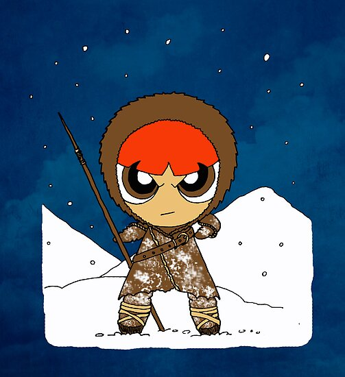 Powerpuff wildling by gabrielart