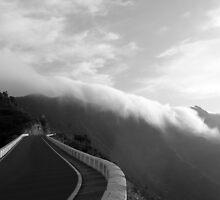 Road to Tenerife by JavierMontero