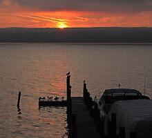 Seneca Sunrise by Jack Ryan