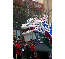 Chinese Dragon - Corso Wong Photographic Print