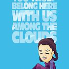 Among the Clouds (Star Wars)  by corywaydesign