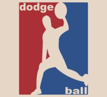Dodgeball Association by kaptainmyke