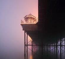 Brighton Pier by Irina Chuckowree