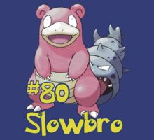 Slowbro 80 by Stephen Dwyer