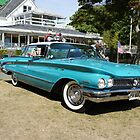 Buick Invicta Vintage Car by santoshputhran