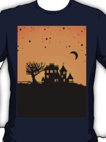 Jack O Lantern Manor T-Shirt