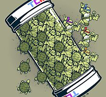 Turtle Tessellation by Nathan Davis