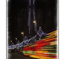 Blackpool Lights by DavidWHughes
