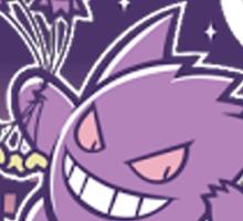 Ghost Pokemon Sticker